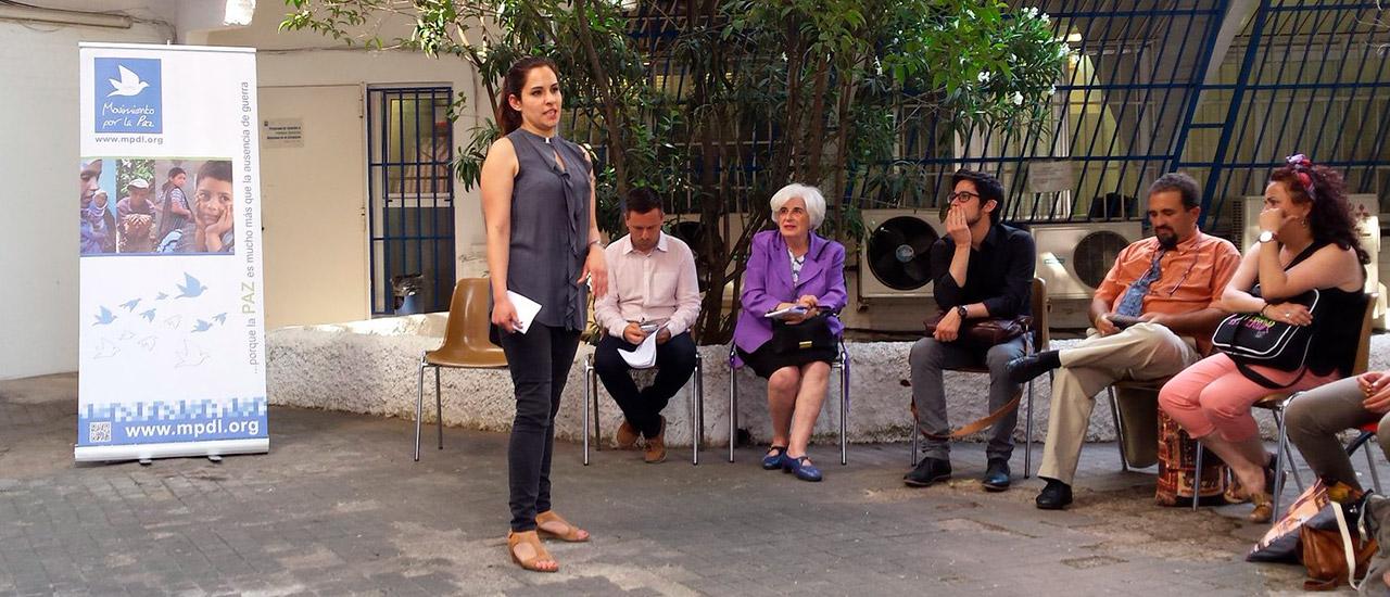 Social Platform nos visita para conocer nuestras experiencias en migración y economía social