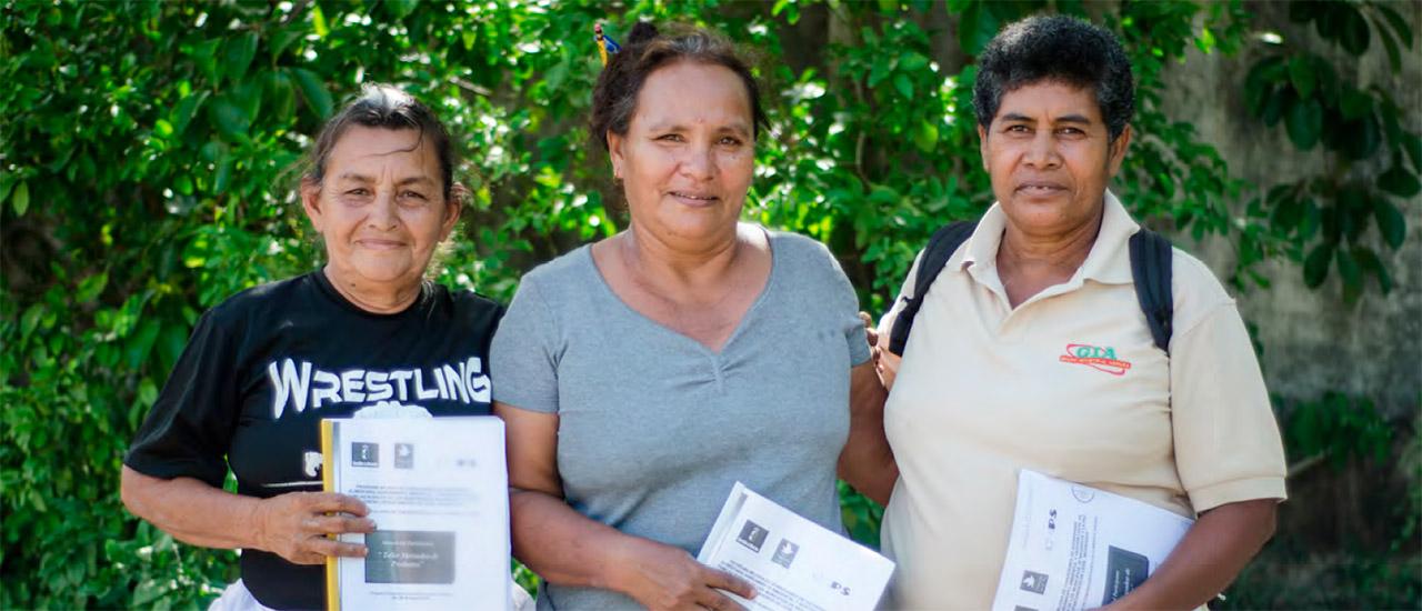¿Ya sabemos qué hacemos las mujeres campesinas frente al Cambio Climático?