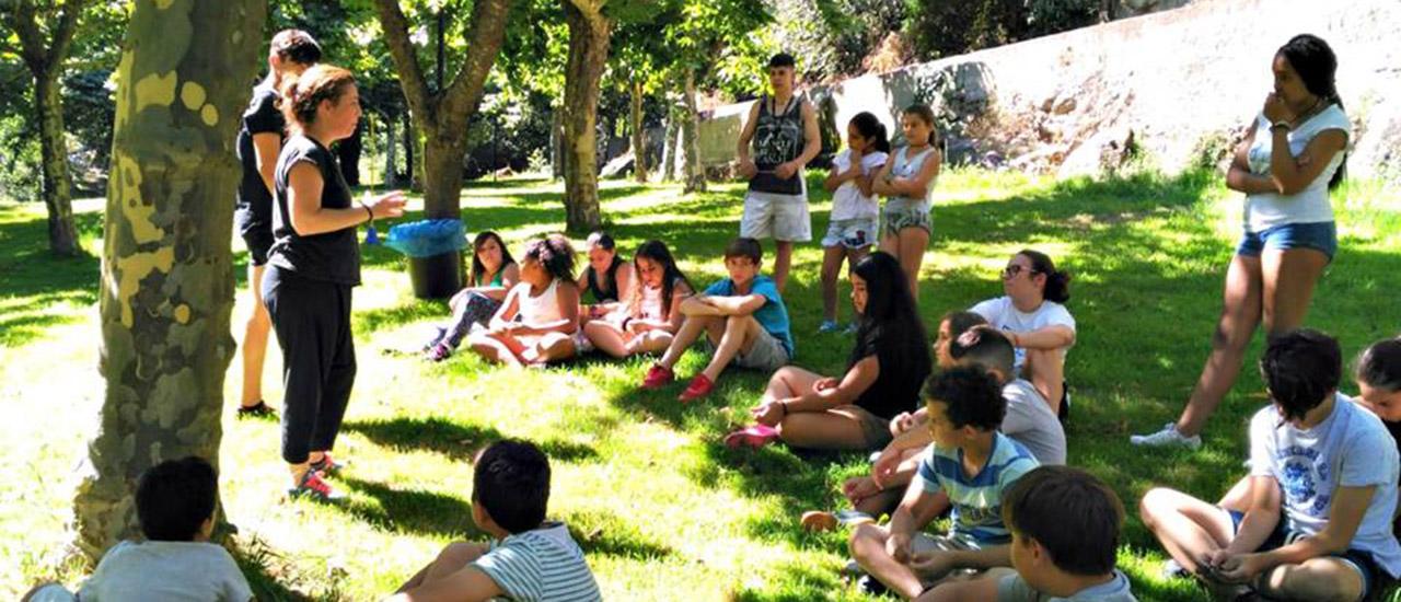 Campamento de Verano para jóvenes