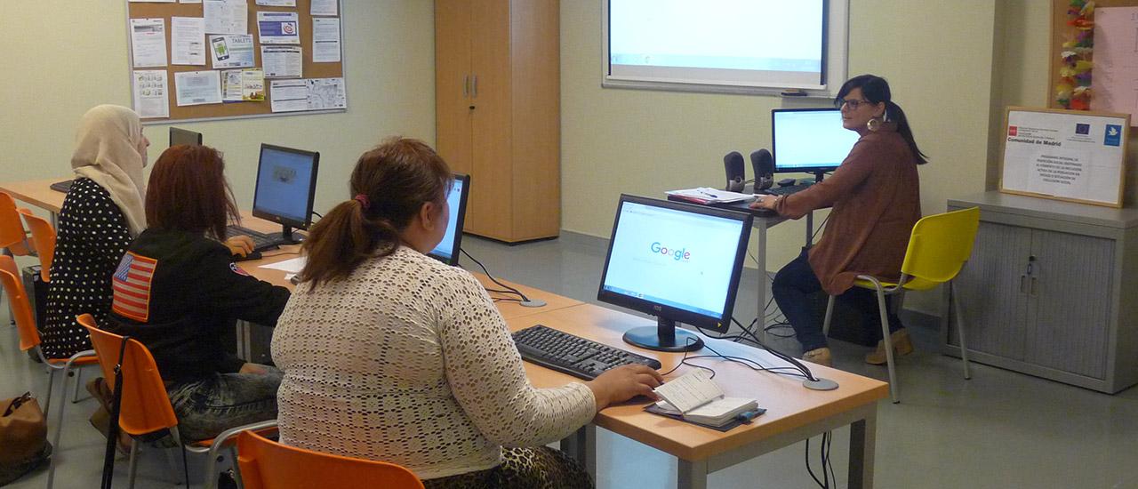 TICs para la búsqueda de empleo: una herramienta para la inclusión social