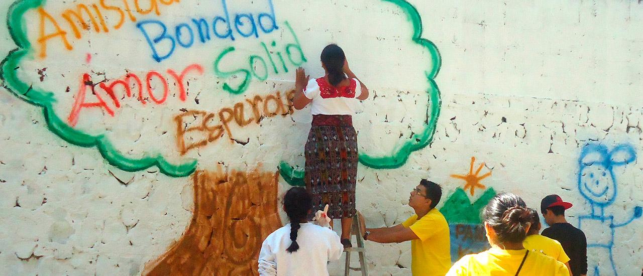 Atención a las víctimas de violencia de género en Guatemala