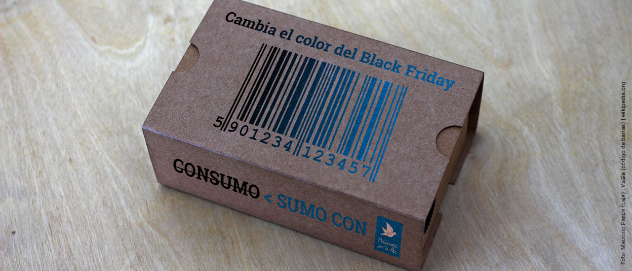 Cambia el color del Black Friday