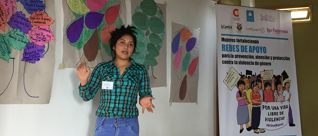 Guatemala: Derechos Humanos de las mujeres y acceso a la justicia