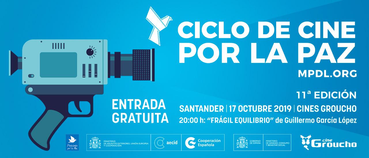 11 Cine por la Paz - MPDL Cantabria