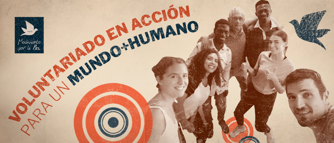 Voluntariado en acción por un mundo más humano