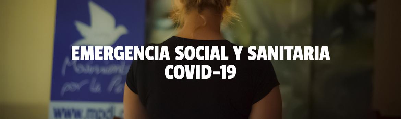 Emergencia sanitaria y social COVID-19