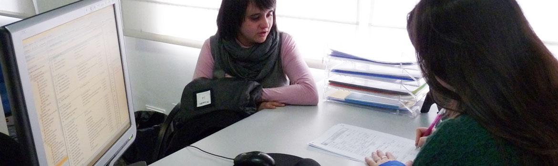 Asesoría laboral y Bolsa de empleo