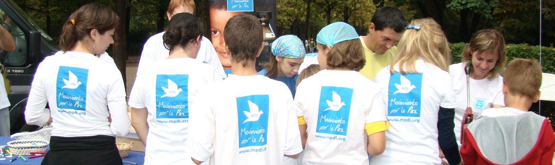 Celebración del Día de la Paz