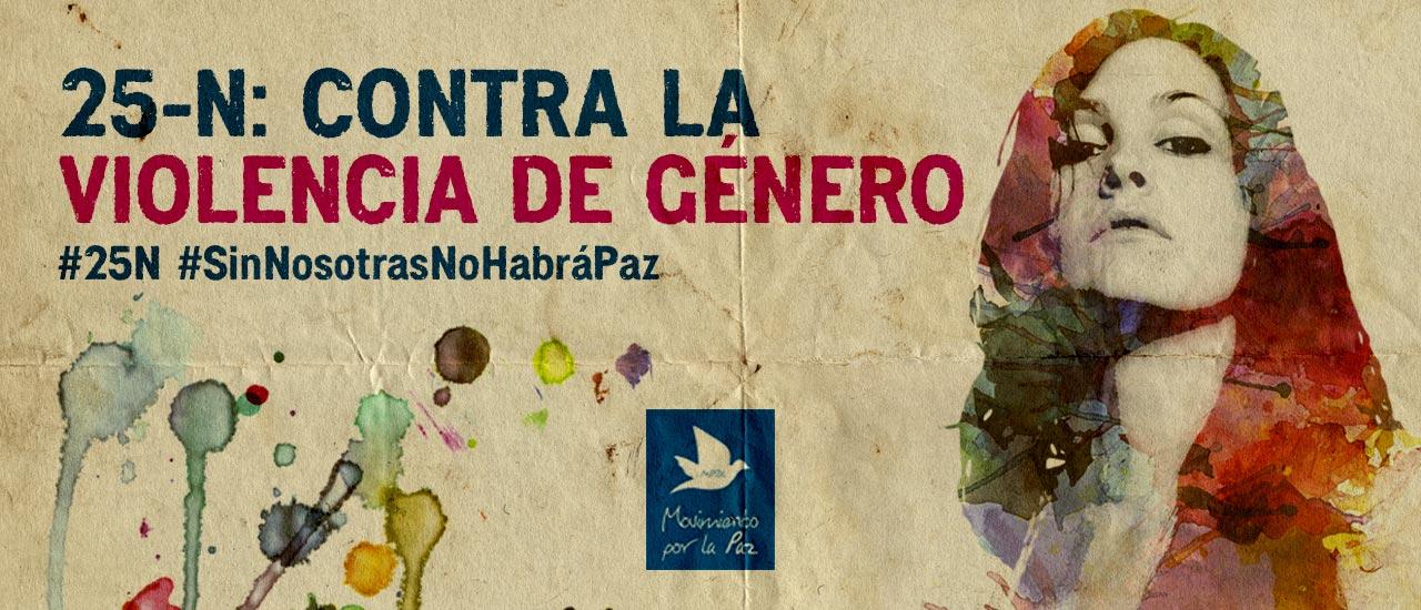 contra la violencia de genero 25N