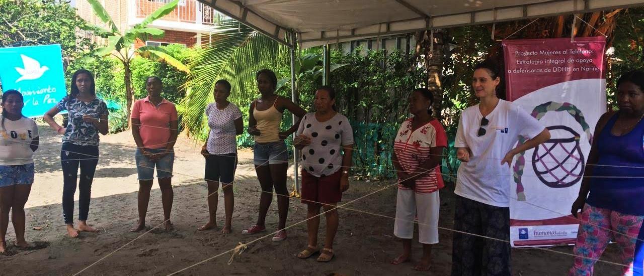 Finaliza la Escuela Política de Mujeres en Tumaco, Colombia