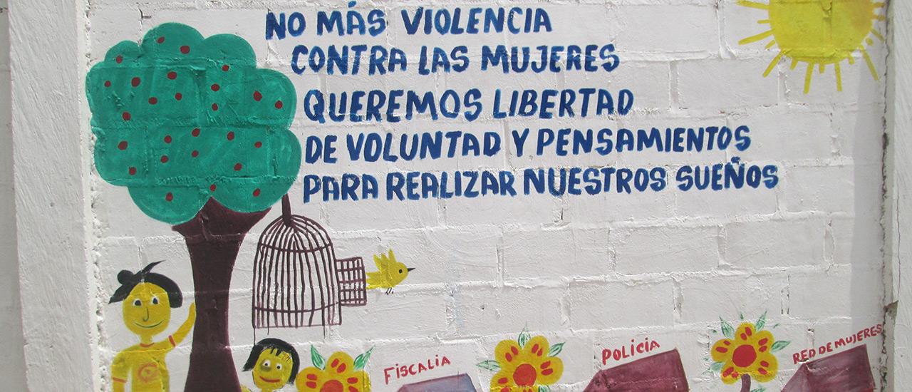 Cuatro millones de mujeres fueron víctimas de violencia durante el conflicto armado en Colombia