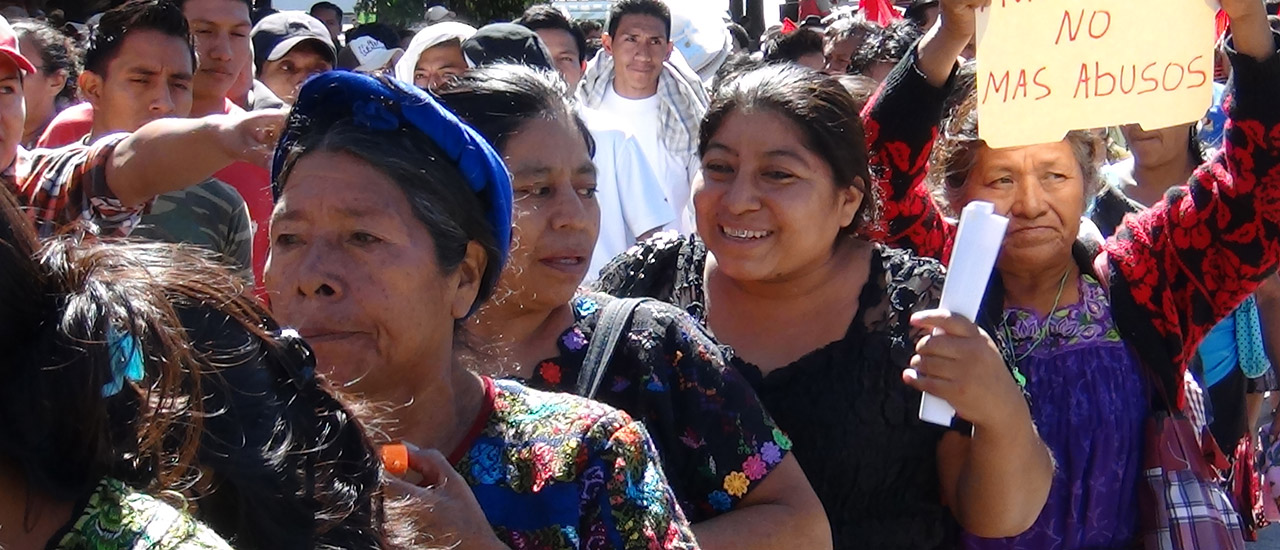 Nuevas rutas de atención a mujeres víctimas de violencia machista han sido incorporadas por instituciones en Guatemala