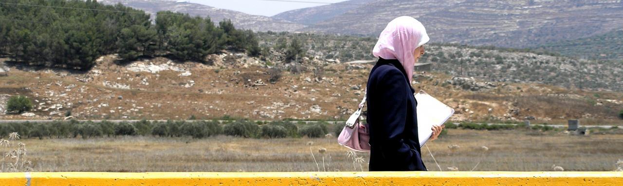 Territorios Ocupados Palestinos